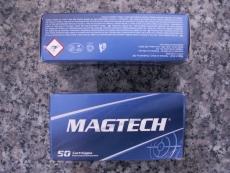 Magtech 9C 9mmLuger 115gr JHP 50er