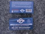 PPU A-200 .30-30Win 170gr FSP