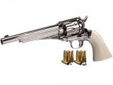 Crosman Remington 1875 Nickel Finish
