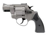Zoraki Revolver R2 2'' titan inkl. zusätzliche Griffschalen in Holzoptik