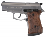Zoraki Pistole 914 9mmPAKnall titan Griffschalen in Holzoptik