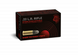 Geco Rifle .22lr 40gr LRN