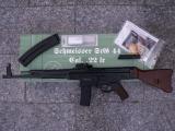 GSG StG44 - Schmeisser .22lr