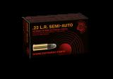 Geco Semi-Auto .22lr 40gr LRN